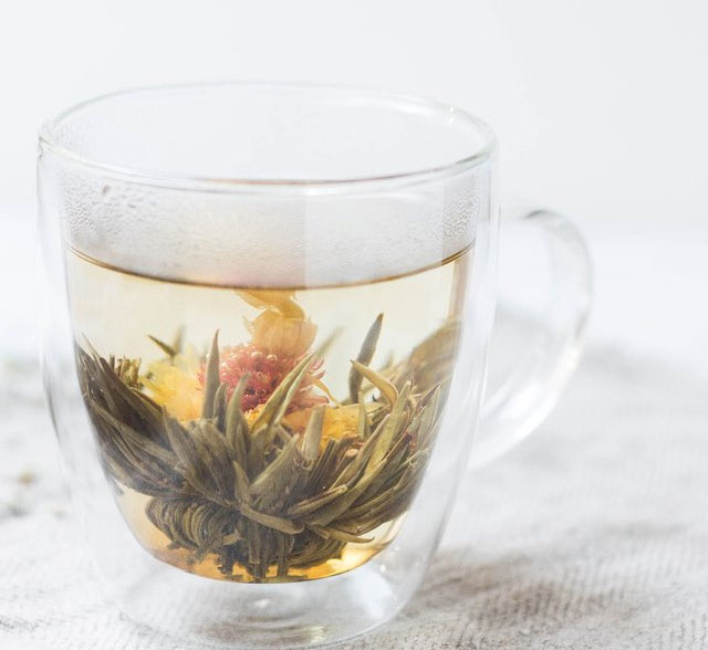 Assisted living editorial image of a cup of herbal tea.