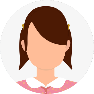 Graphic of Kat persona, Google Review for A Country Place Assisted Living Facility.