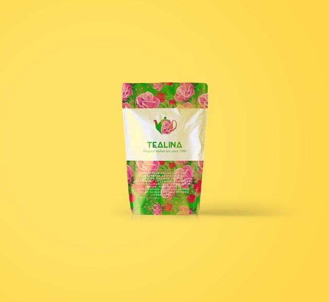 tea flower packaging
